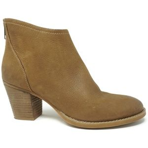 Steve Madden Womens Randi Booties Size 6.5 Brown